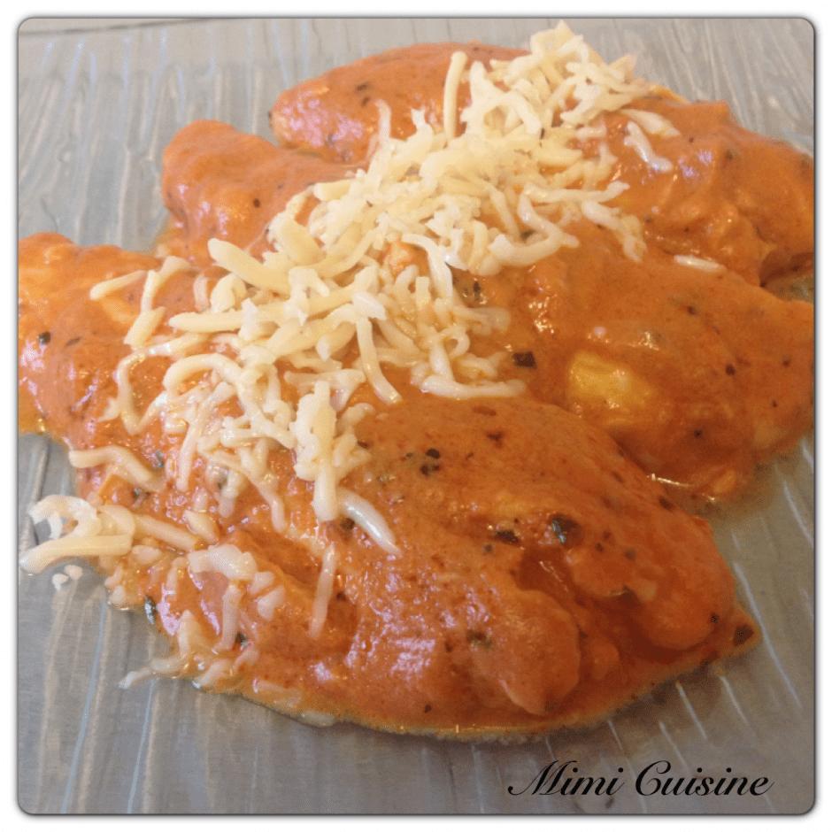 Délicieuses Quenelles sauce tomate Recette Cookeo