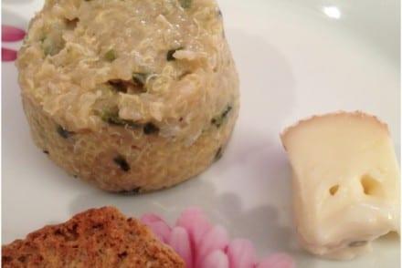 Quisotto au Gorgonzola Recette Cookeo