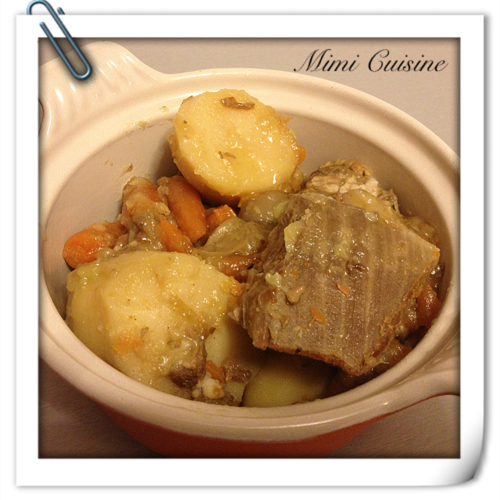 Ragout Gourmand Recette Cookeo