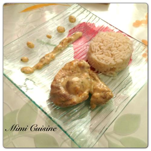 Sauté de porc au Boursin Recette Cookeo