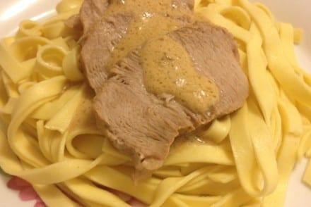 Rôti de veau sauce roquefort Recette Cookeo