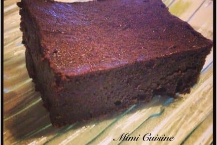 Brownies au chocolat et pépites de chocolat Companion