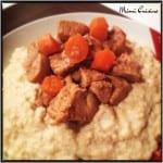 filet d 39 agneau carottes pommes de terre recette cookeo. Black Bedroom Furniture Sets. Home Design Ideas