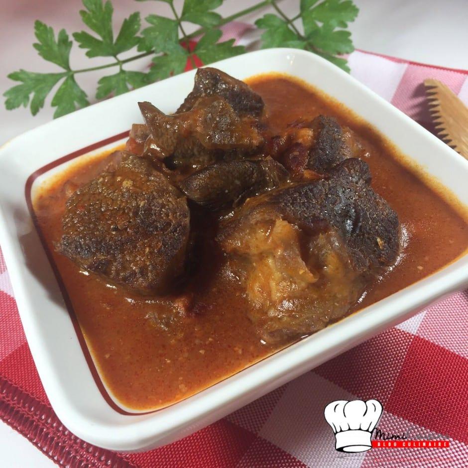 Bœuf à la tomate Recette Cookeo
