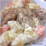 Cuisses de poulet aux saveurs du sud Recette Cookeo
