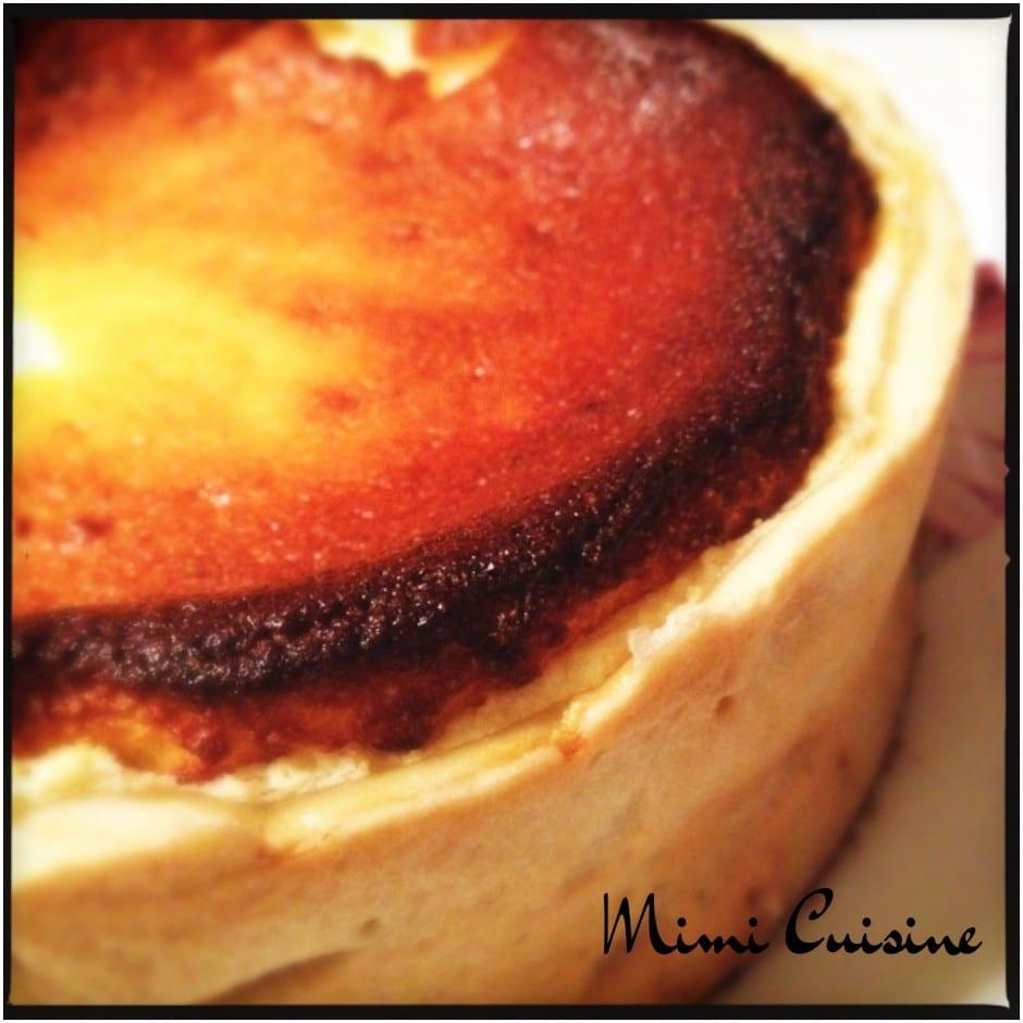 Gâteau léger au fromage blanc Recette Companion