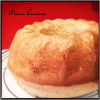 biscuit de savoie de Mimi Cuisine