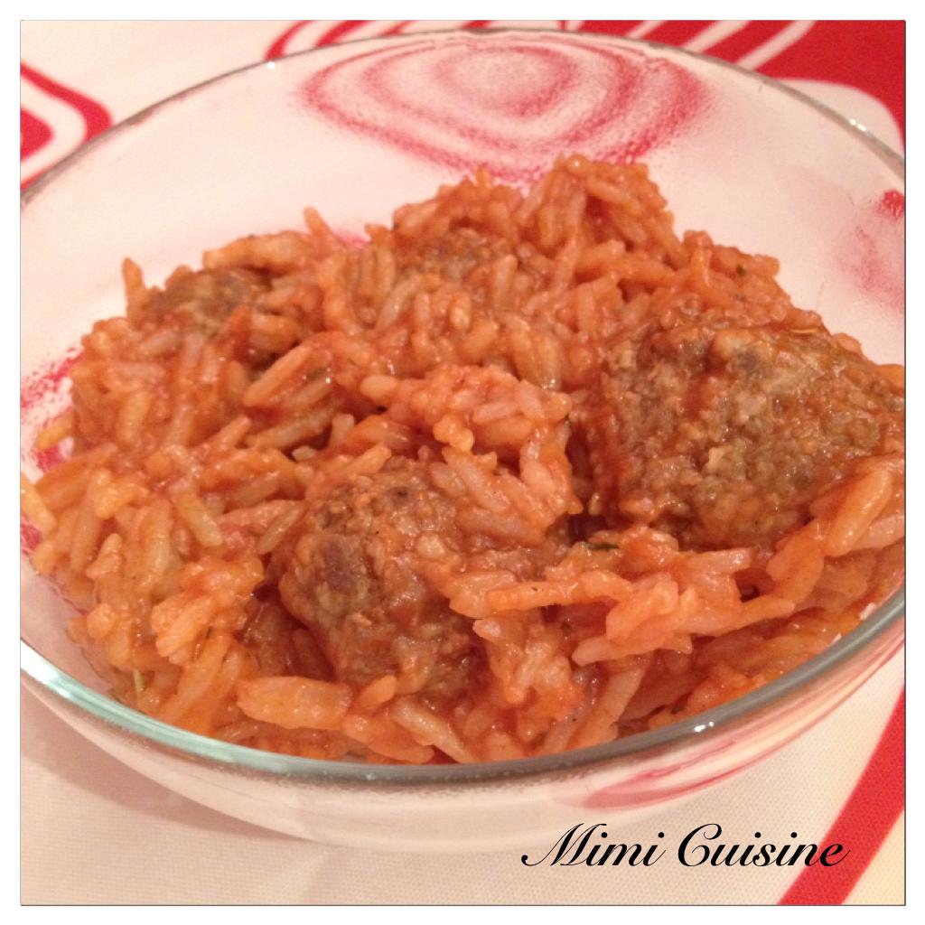 Boulettes au paprika recette cookeo mimi cuisine - Cookeo cuisson sous pression ...