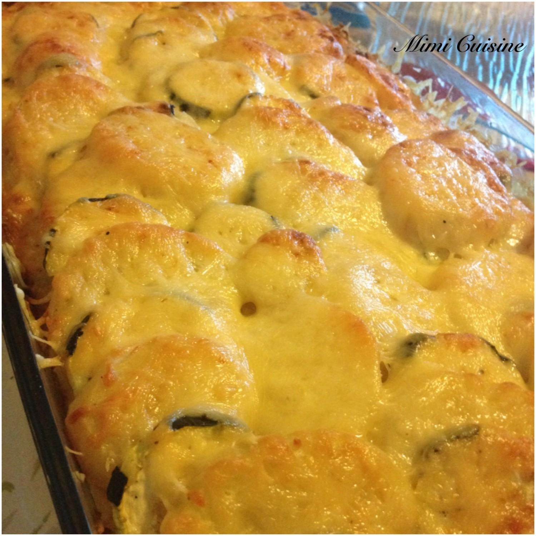 Cake Courgette Chevre Noix