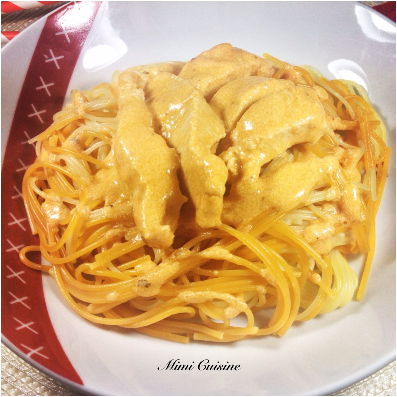 Poulet sauce mascarpone tomate recette companion - Companion moulinex ou thermomix ...