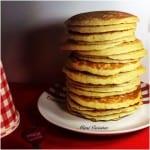 Pancakes miel et noix de coco recette Companion