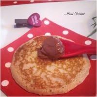 les pancakes de mimi