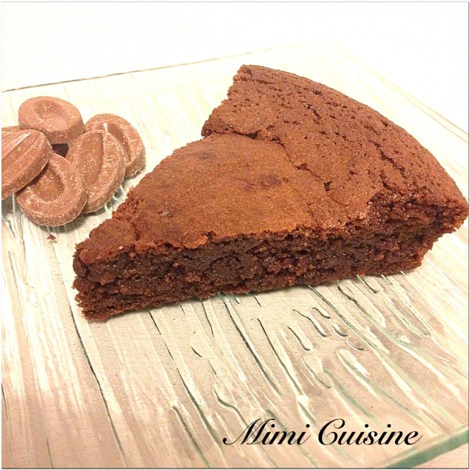 Moelleux chocolat crème fraiche Recette Companion