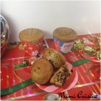muffin de noel