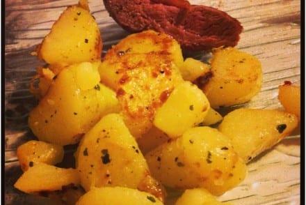 Pommes de terre sautées Recette Companion