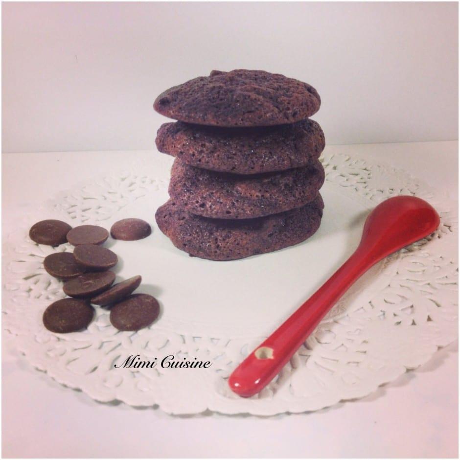 Cooknies Le moelleux du brownie dans un Cookies