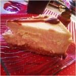 Cheese cake New Yorkais