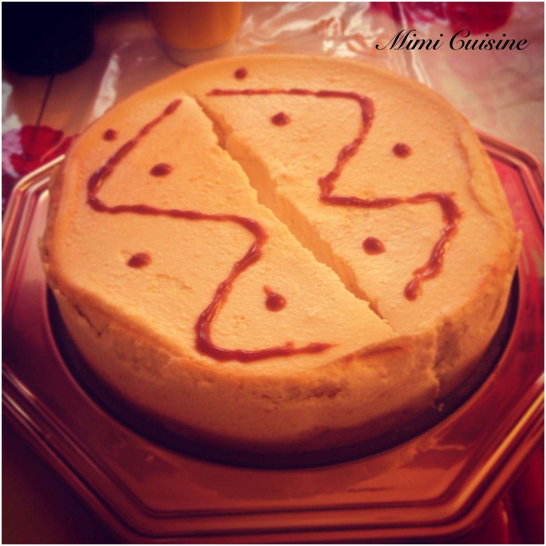 Cheese Cake Citron Companion