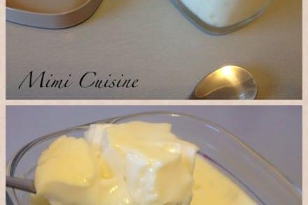 Crèmes desserts aux oeufs Express