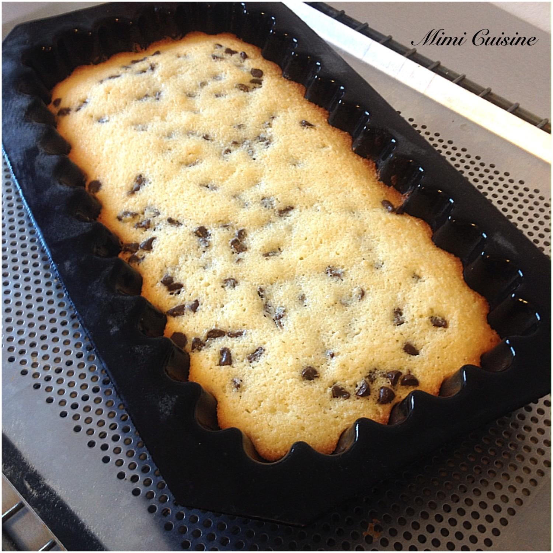 Cake Noix De Coco Pepites Chocolat