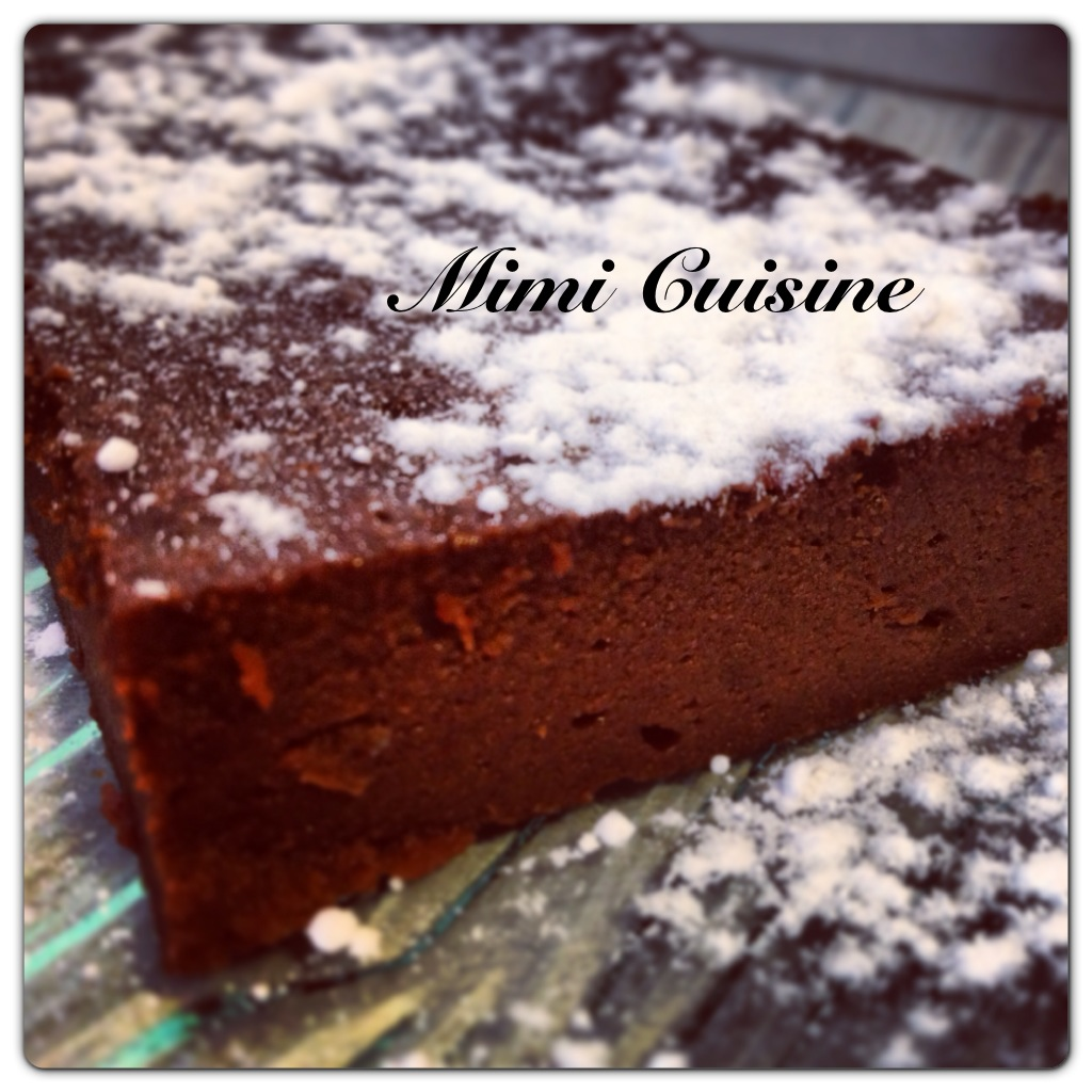 Gateau Au Chocolat Et Mascarpone Mimi Cuisine