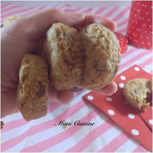 Mookies ce Cookies moelleux épais