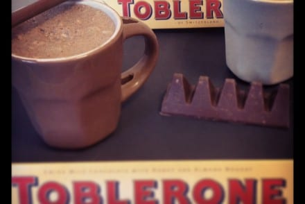 Mousse au Toblerone