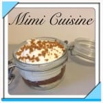 Ramequin Banane Nutella Chantilly Miettes de speculoos