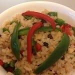 Salade de Riz Olive