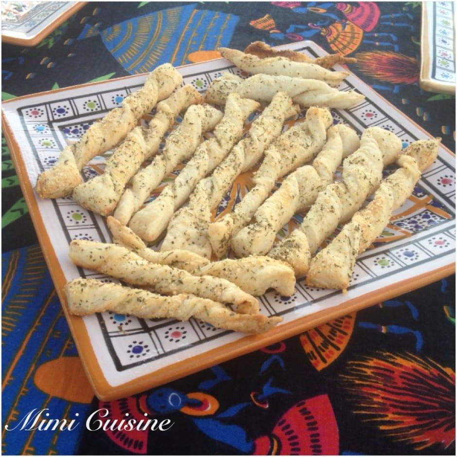 Torsade Parmesan Herbes de Provence