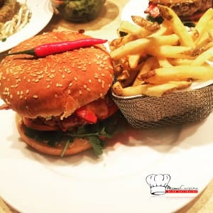 restaurant Le spicy home paris