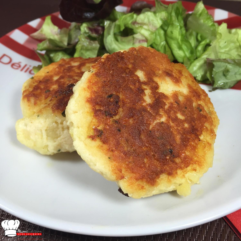Croquettes de pommes de terre poulet mimi cuisine for Rangement pomme de terre cuisine