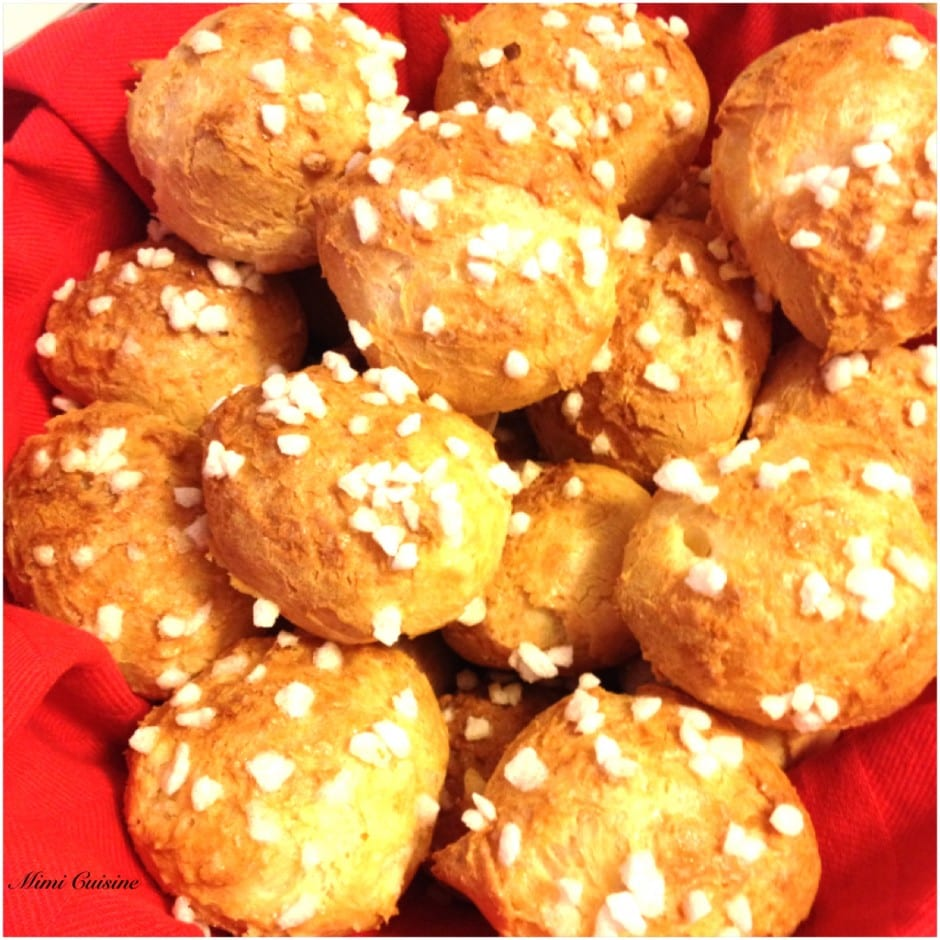 chouquettes recette thermomix mimi cuisine. Black Bedroom Furniture Sets. Home Design Ideas
