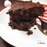 Fondant chocolat sans beurre sans farine