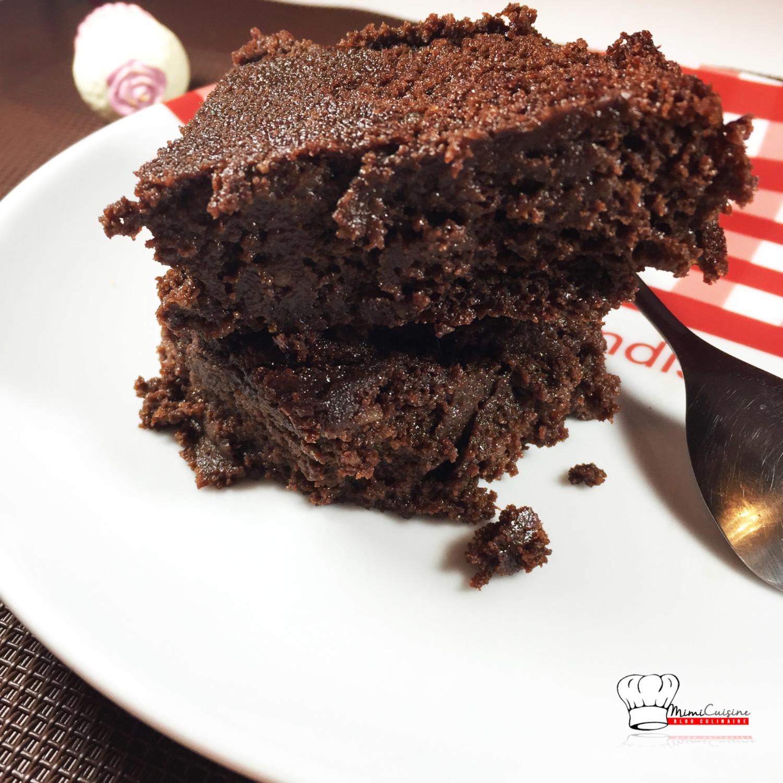 Fondant Chocolat Sans Beurre Sans Farine Mimi Cuisine