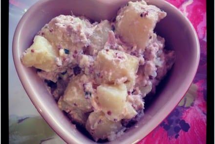 Salade de pommes de terre et thon à la moutarde, Recette Salade de pommes de terre et thon à la moutarde, Recette Salade de pommes de terre, Recette Salade de pommes de terre et thon, Salade de pommes de terre et thon, Marine Rolland, Mimi Cuisine, Miam Agency, Blogueuse culinaire, Blogueuse cuisine, Blogueuse Cookeo, Blogueuse Companion, Blogueuse Multidélices, Blogueuse Thermomix, Blog cuisine, Blog culinaire, Blog cuisine facile, Blog recettes, Blog cuisine traditionnelle, Blog cuisine connectée, Recettes sucrées, Recettes salées, Recette sucrée, Recette salée, Recette facile, Recettes faciles, Recette sans appareil, Recettes sans appareil, Recettes avec multicuiseur, Recette avec multicuiseur, Recettes avec robot cuiseur, Recette avec robot cuiseur, Livre Cookeo, Livre Recettes Cookeo, Cookeo blog, Blog Cookeo, Recettes Cookeo, Recette Cookeo, Recettes maison Cookeo, Recette maison Cookeo, Recette Cookeo sucrée, Recette Cookeo salée, Recettes Cookeo sucrées, Recettes Cookeo salées, Recette salée Cookeo, Recette sucrée Cookeo, Recettes salées Cookeo, Recettes sucrées Cookeo, Meilleure Recette Cookeo, Recette facile Cookeo, Recettes faciles Cookeo, Recette plat Cookeo, Recettes plats Cookeo, Recette Cookeo plat, Recette entrée Cookeo, Recettes entrées Cookeo, Recette Cookeo entrée, Recette dessert Cookeo, Recettes desserts Cookeo, Recette Cookeo dessert, Moulinex blog, Blog Moulinex, Recettes Moulinex, Recette Moulinex, Recettes maison Moulinex, Recette maison Moulinex, Companion blog, Blog Companion, Recettes Companion, Recette Companion, Recettes maison Companion, Recette maison Companion, Recette Companion sucrée, Recettes Companion sucrées, Recette Companion salée, Recettes Companion salées, Recette salée Companion, Recettes salées Companion, Meilleure Recette Companion, Recette facile Companion, Recettes faciles Companion, Recette plat Companion, Recettes plats Companion, Recette Companion plat, Recette entrée Companion, Recettes entrées Companion, Recette Co