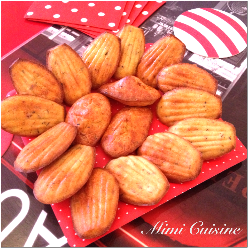 Madeleines oignons caram lis s recette thermomix mimi cuisine - Ma cuisine 100 facons thermomix pdf ...
