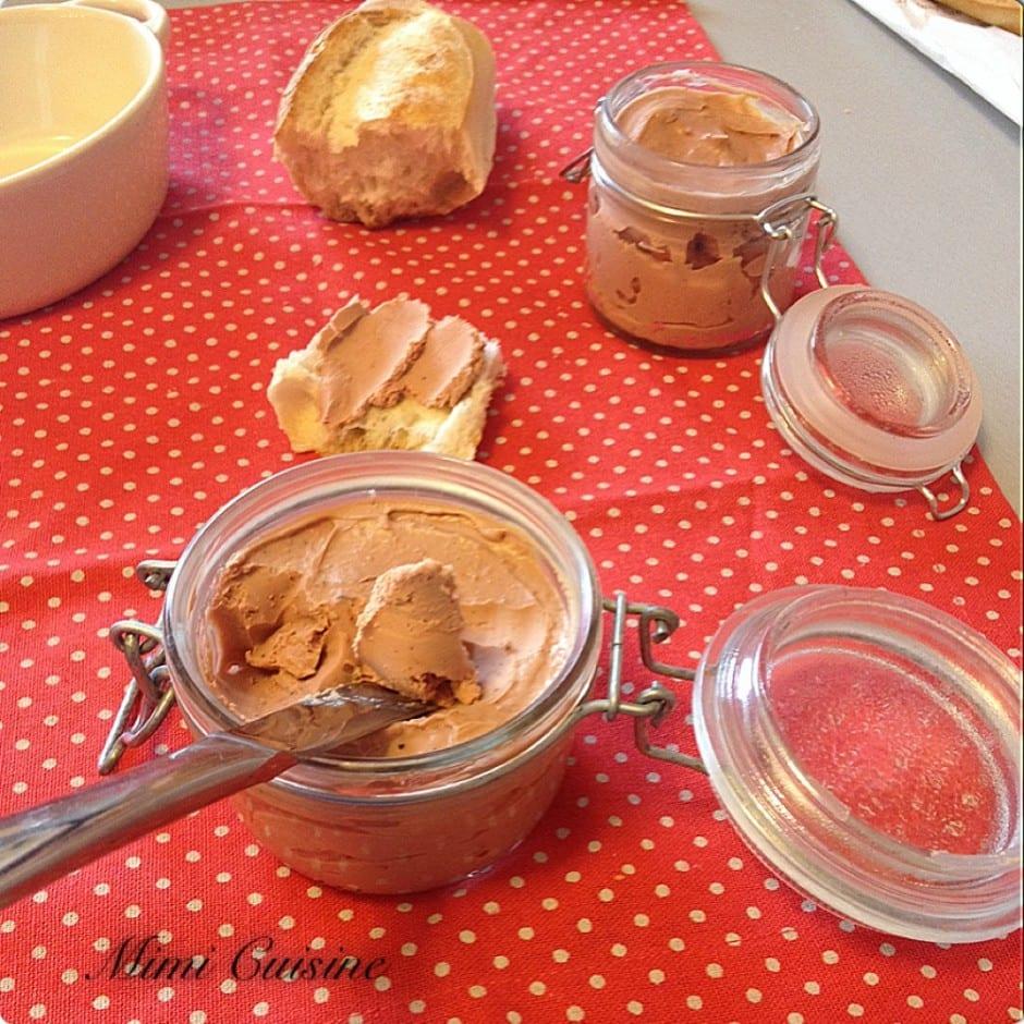 Mousse de foie recette thermomix mimi cuisine for Appareil de cuisine thermomix