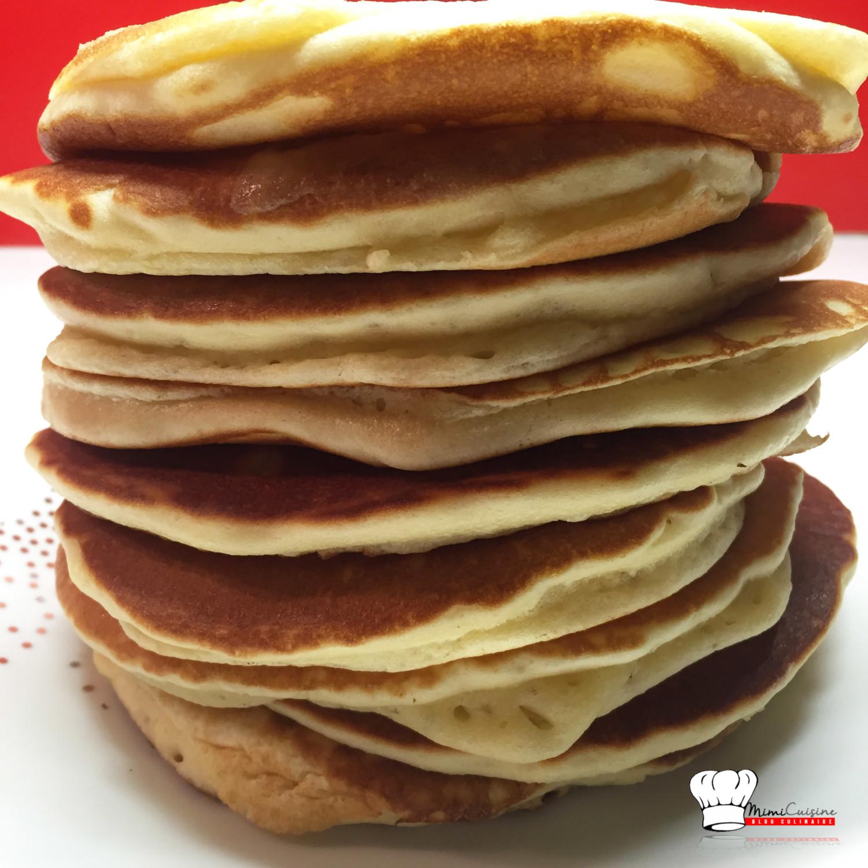 pancakes fa on cyril lignac recette companion mimi cuisine. Black Bedroom Furniture Sets. Home Design Ideas