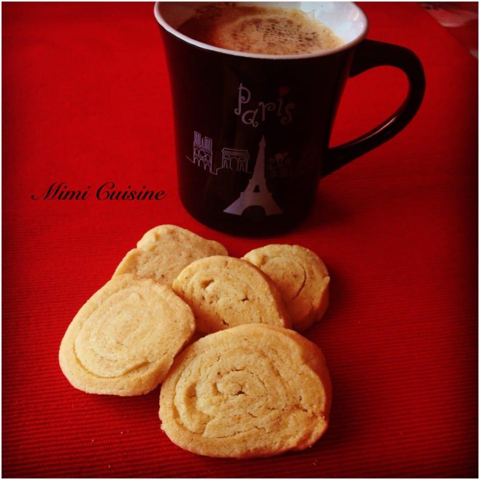 Sables Vanille Cappuccino Recette Thermomix Mimi Cuisine