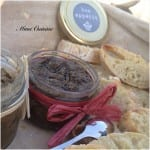 Tapenade olives noires Recette Thermomix