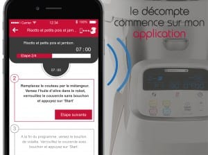 Le i-Companion de Moulinex Version connectée du Companion