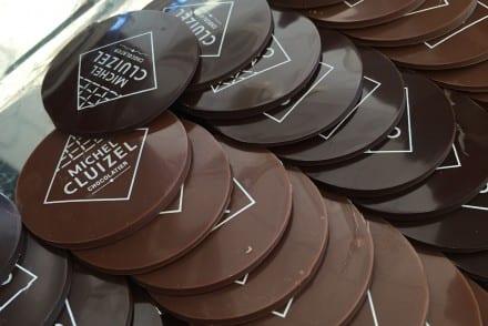 Les chocolats Michel Cluizel