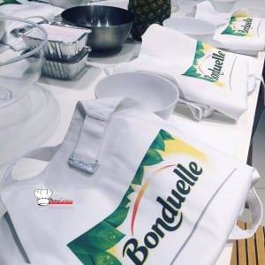 Hot Dog Poulet Champignons Barbecue Bonduelle Sauce Ciboulette