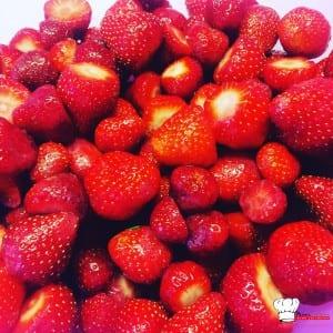 Sorbet à la fraise Recette Companion