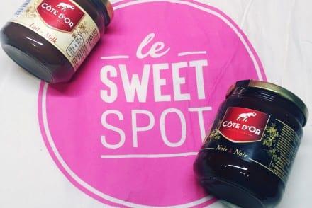 Le SweetSpot bar à pâtes à tartiner Parisien