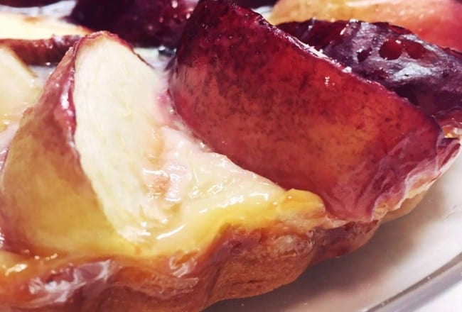 tarte briochée au nectarine 4