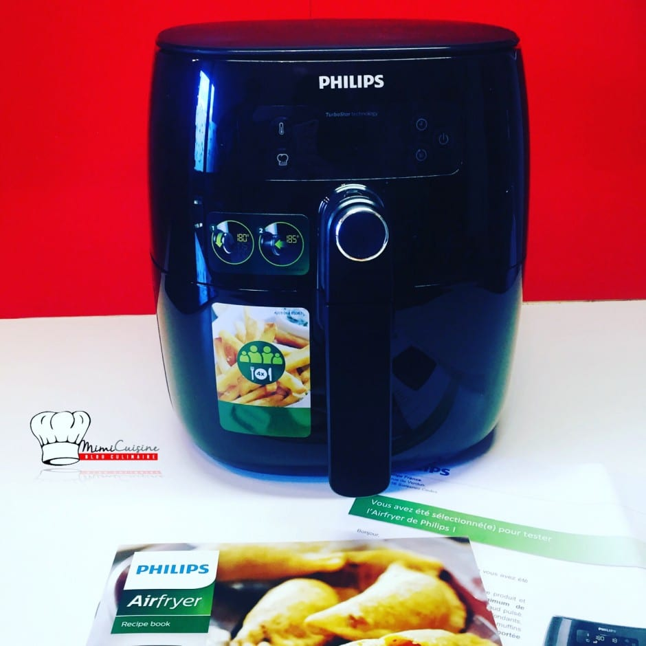 airfryer friteuse sans huile philips mimi cuisine. Black Bedroom Furniture Sets. Home Design Ideas