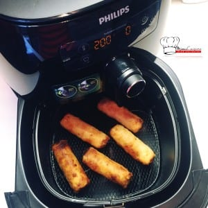 Airfryer friteuse sans huile Philips