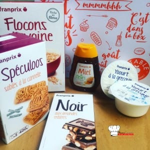 Porridge flocon d'avoine miel et chocolat noisette